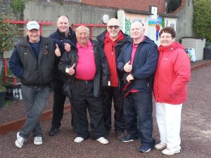 The Victorious Wenvoe Petanque Club