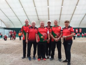 EC Triples: Veterans 4th Round Wales v Jersey.