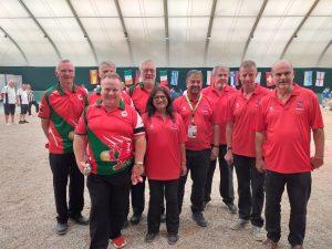 EC Triples: Veterans Wales v England